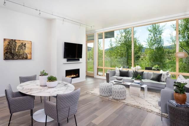 104 Evans Road #105, Basalt, CO 81621 (MLS #164396) :: Roaring Fork Valley Homes