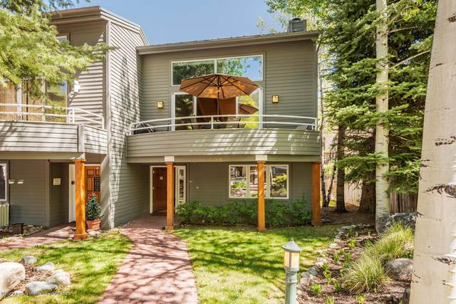1018 E Hopkins Avenue B, Aspen, CO 81611 (MLS #164407) :: Roaring Fork Valley Homes