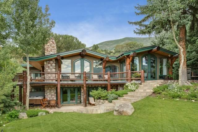 69 Herron Hollow, Aspen, CO 81611 (MLS #164410) :: Aspen Snowmass | Sotheby's International Realty