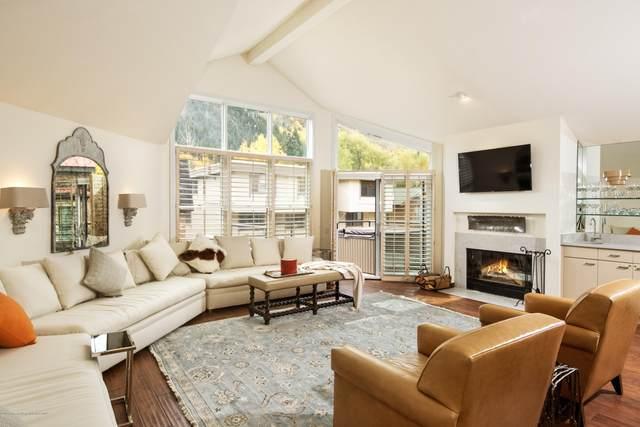 927 E Durant Avenue #3, Aspen, CO 81611 (MLS #164414) :: Roaring Fork Valley Homes