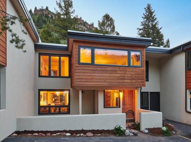 1501 Maroon Creek Road #6, Aspen, CO 81611 (MLS #164415) :: Roaring Fork Valley Homes