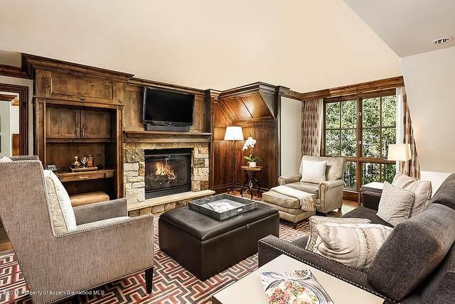 315 E Dean Street #B53 Fixed Wks , Aspen, CO 81611 (MLS #164422) :: Roaring Fork Valley Homes