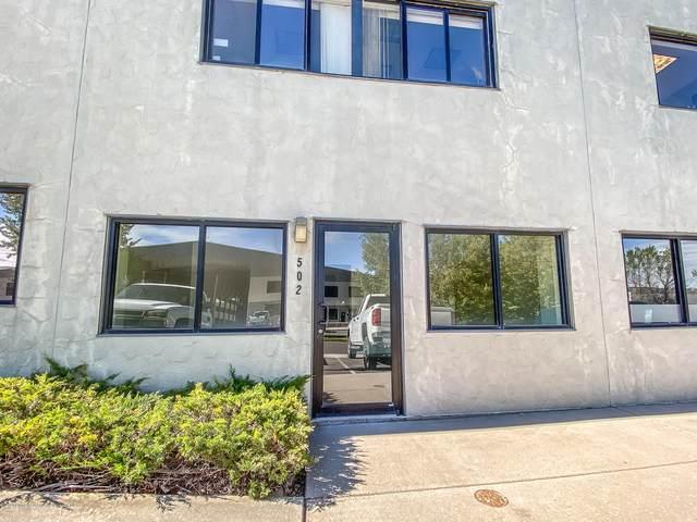 770 Lindbergh Drive #502, Gypsum, CO 81637 (MLS #164426) :: McKinley Real Estate Sales, Inc.