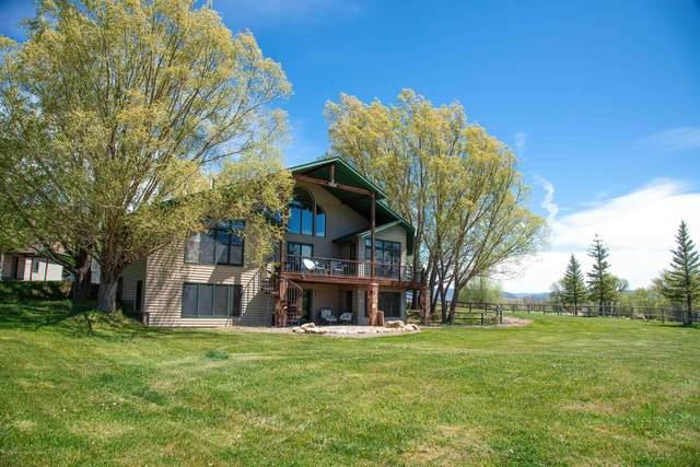 39970 Highway 13, Meeker, CO 81641 (MLS #164431) :: Roaring Fork Valley Homes