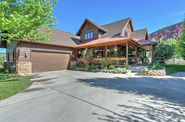 228 Midland Point Road, Carbondale, CO 81623 (MLS #164437) :: Roaring Fork Valley Homes