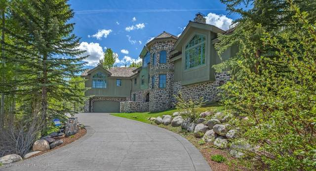 143 Aspen Way, Snowmass Village, CO 81615 (MLS #164449) :: Roaring Fork Valley Homes