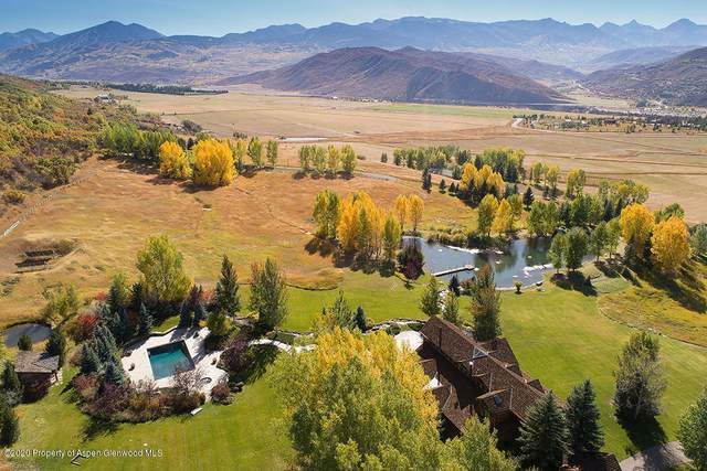 200 Yellow Fox Lane, Aspen, CO 81611 (MLS #164455) :: Roaring Fork Valley Homes
