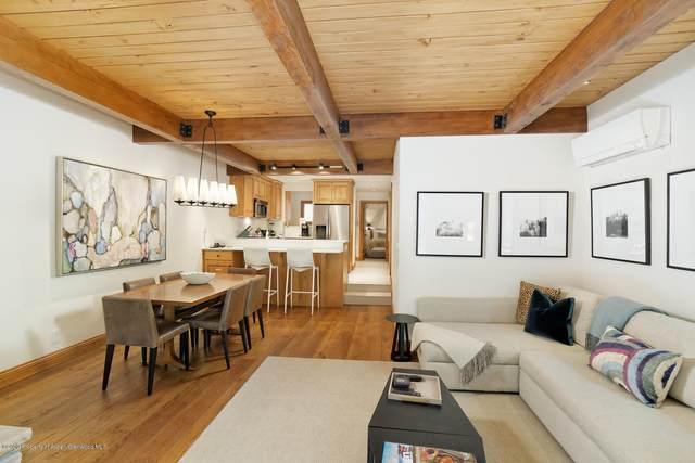 610 S West End Street J-103, Aspen, CO 81611 (MLS #164460) :: Aspen Snowmass | Sotheby's International Realty