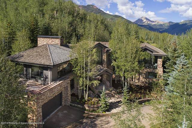 530 Divide Drive, Snowmass Village, CO 81615 (MLS #164474) :: Roaring Fork Valley Homes