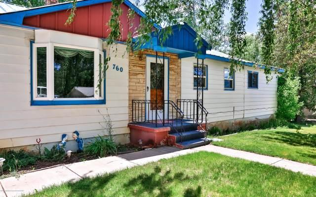 760 3rd Street, Meeker, CO 81641 (MLS #164486) :: McKinley Real Estate Sales, Inc.