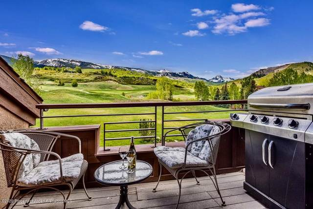 150 Snowmass Club Circle # 1536, Snowmass Village, CO 81615 (MLS #164494) :: Roaring Fork Valley Homes