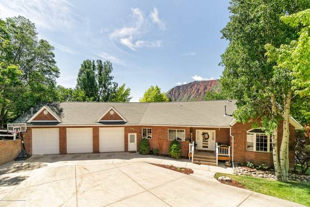 142 Tanager Drive, Glenwood Springs, CO 81601 (MLS #164510) :: Western Slope Real Estate