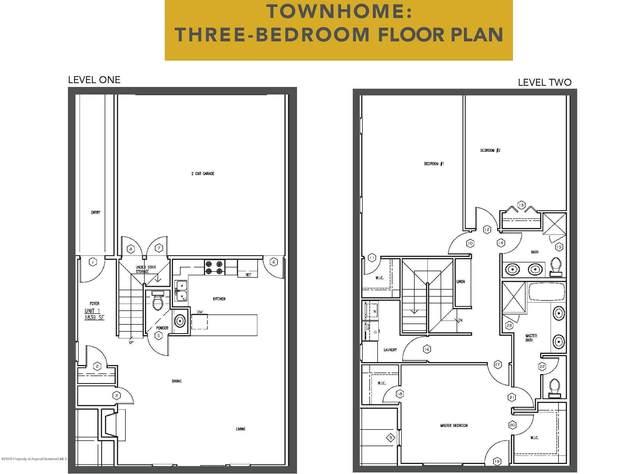 741 Castle Valley Boulevard #405, New Castle, CO 81647 (MLS #164515) :: Aspen Snowmass   Sotheby's International Realty