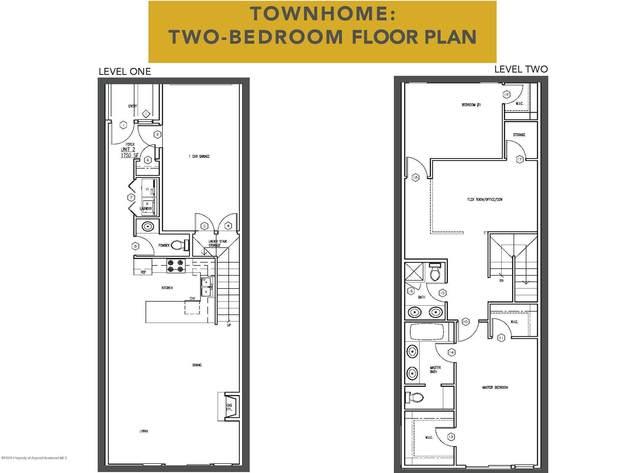 741 Castle Valley Boulevard #402, New Castle, CO 81647 (MLS #164516) :: Western Slope Real Estate