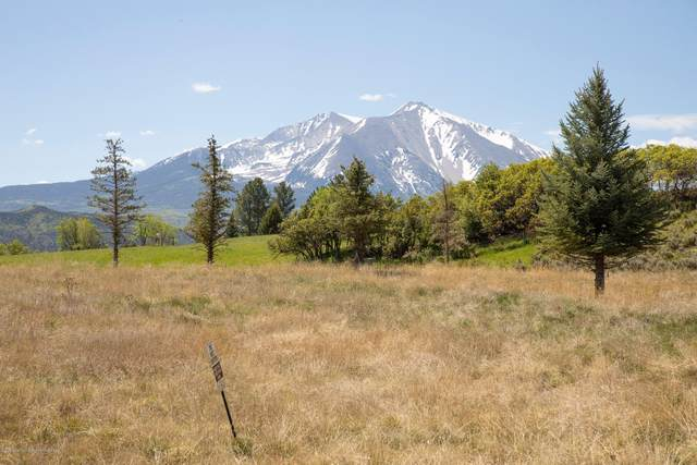 114 Crystal Canyon Drive, Carbondale, CO 81623 (MLS #164519) :: Roaring Fork Valley Homes