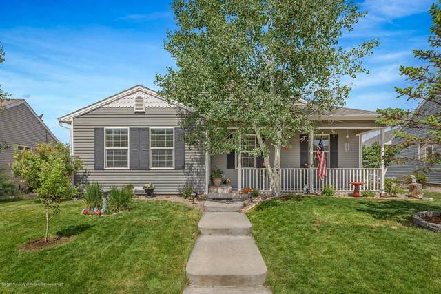 350 Evergreen Drive, Rifle, CO 81650 (MLS #164526) :: Roaring Fork Valley Homes