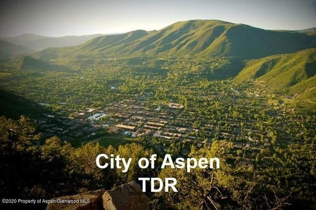 TDR Tdr, Aspen, CO 81611 (MLS #164536) :: Roaring Fork Valley Homes