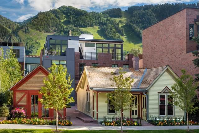 623 E Hopkins Avenue, Aspen, CO 81611 (MLS #164542) :: Roaring Fork Valley Homes