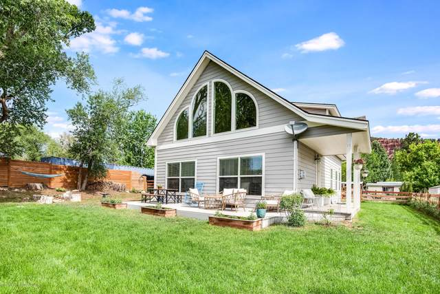 4075 Dolores Way, Carbondale, CO 81623 (MLS #164543) :: Roaring Fork Valley Homes