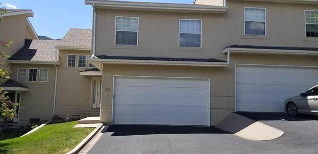 741 Pine Court, New Castle, CO 81647 (MLS #164561) :: McKinley Real Estate Sales, Inc.