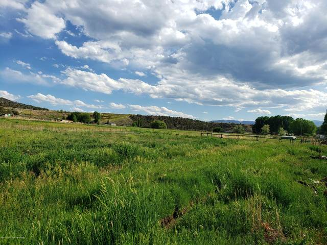 Lot 6 Garden Circle, New Castle, CO 81647 (MLS #164568) :: Roaring Fork Valley Homes