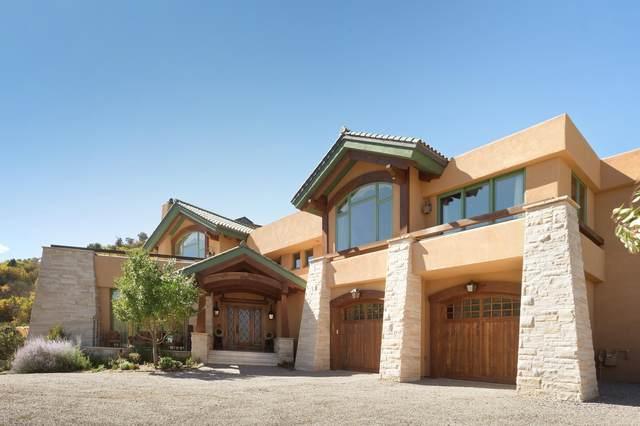 845 Brush Creek Road, Aspen, CO 81611 (MLS #164577) :: Western Slope Real Estate