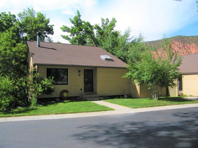 1000 Mount Sopris Drive #11, Glenwood Springs, CO 81601 (MLS #164583) :: Western Slope Real Estate