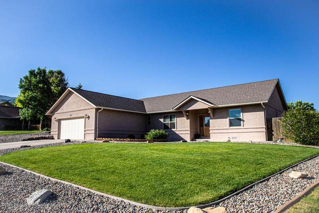 100 Lodgepole Circle, Parachute, CO 81635 (MLS #164590) :: Western Slope Real Estate