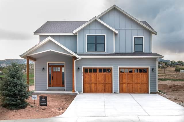 682 Eagles Nest Drive, Silt, CO 81652 (MLS #164593) :: Western Slope Real Estate