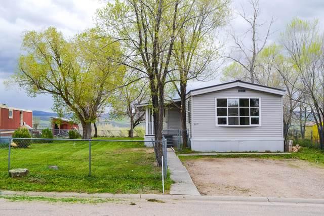 2271 Jeffcoat Drive, Craig, CO 81625 (MLS #164596) :: McKinley Real Estate Sales, Inc.