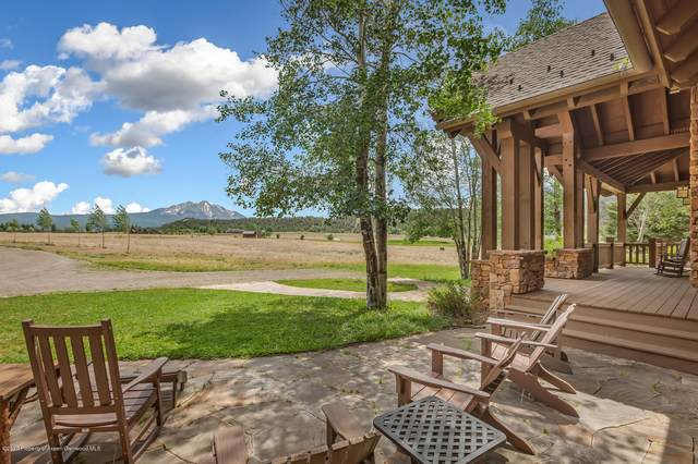 475 Coryell Ranch Road, Carbondale, CO 81623 (MLS #164617) :: McKinley Real Estate Sales, Inc.