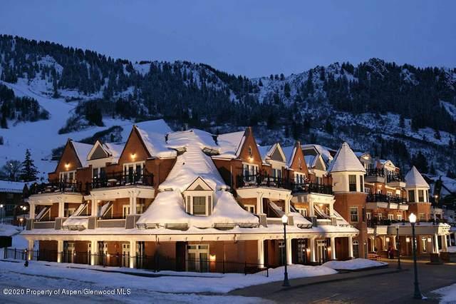 415 E Dean Street Unit 44C- Fixed, Aspen, CO 81611 (MLS #164625) :: McKinley Real Estate Sales, Inc.
