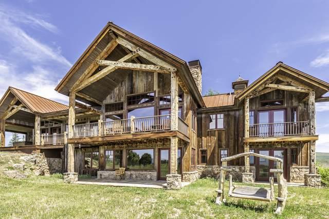 986 Cattle Creek Ridge Road, Carbondale, CO 81623 (MLS #164649) :: McKinley Real Estate Sales, Inc.