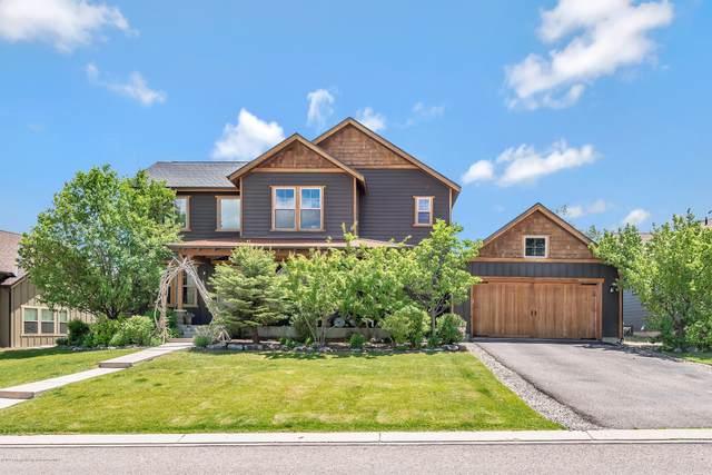 45 Bentgrass Drive, Glenwood Springs, CO 81601 (MLS #164680) :: McKinley Real Estate Sales, Inc.
