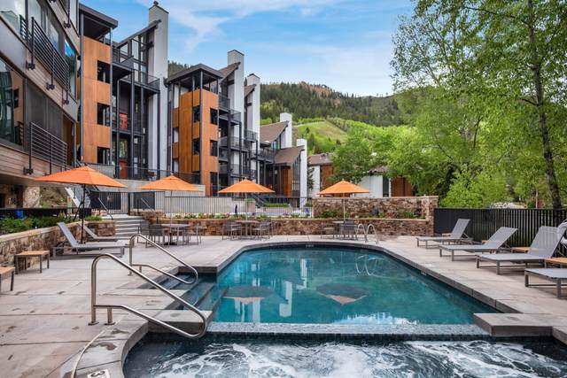 800 S Mill Street #201, Aspen, CO 81611 (MLS #164705) :: McKinley Real Estate Sales, Inc.