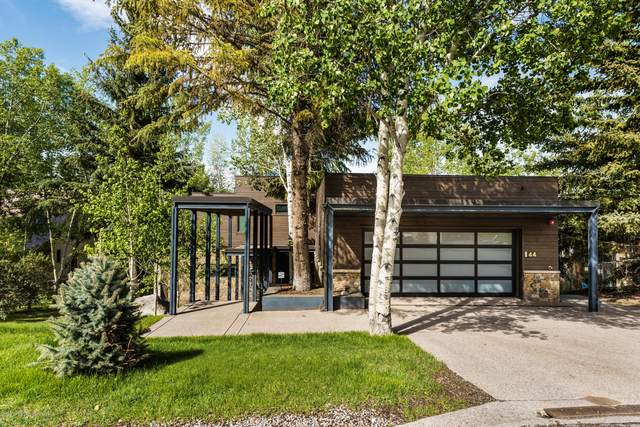 44 Bennett Court, Aspen, CO 81611 (MLS #164709) :: McKinley Real Estate Sales, Inc.