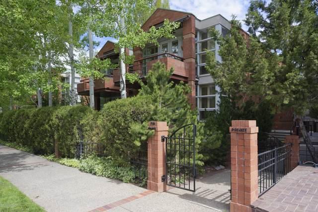 710 E Hyman Unit 710, Aspen, CO 81611 (MLS #164746) :: McKinley Real Estate Sales, Inc.