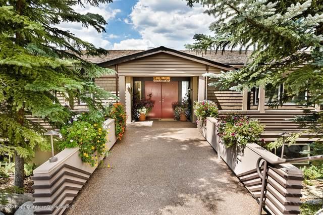 133 Fox Lane, Snowmass Village, CO 81615 (MLS #164763) :: McKinley Real Estate Sales, Inc.