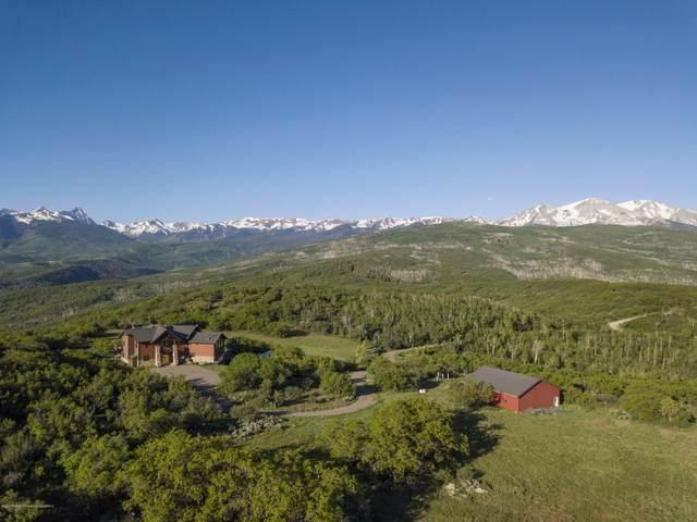 5000 Bear Ridge Road, Basalt, CO 81621 (MLS #164767) :: McKinley Real Estate Sales, Inc.