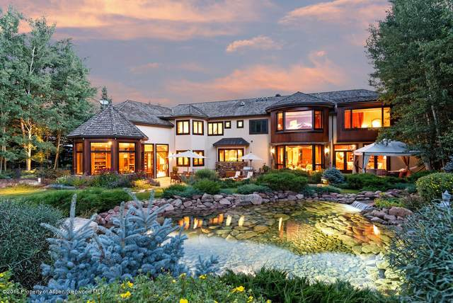 73 Hideaway Lane, Aspen, CO 81611 (MLS #164780) :: McKinley Real Estate Sales, Inc.