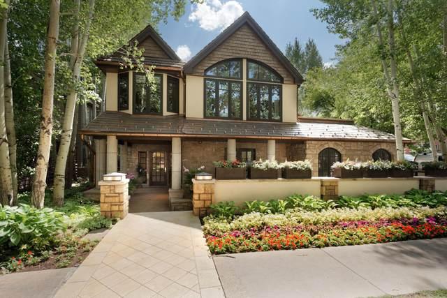 801 E Hyman Avenue, Aspen, CO 81611 (MLS #164788) :: McKinley Real Estate Sales, Inc.
