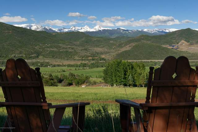 TBD Aspen Valley Downs Road, Woody Creek, CO 81656 (MLS #164795) :: Roaring Fork Valley Homes