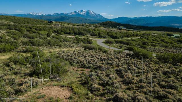 TBD Basalt Mountain Drive, Carbondale, CO 81623 (MLS #164797) :: McKinley Real Estate Sales, Inc.