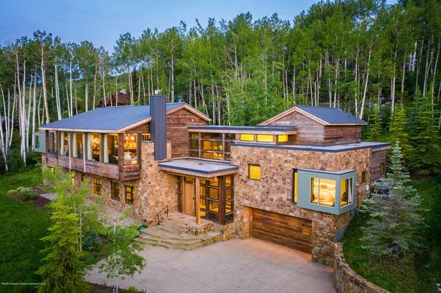 1044 Two Creeks Drive, Snowmass Village, CO 81615 (MLS #164893) :: McKinley Real Estate Sales, Inc.