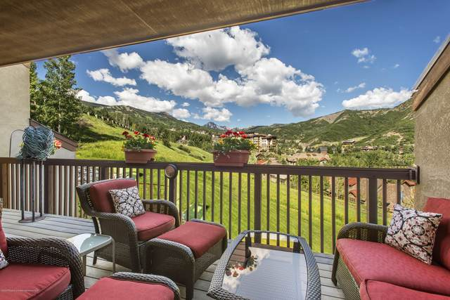 810 Ridge Road #4, Snowmass Village, CO 81615 (MLS #164914) :: McKinley Real Estate Sales, Inc.