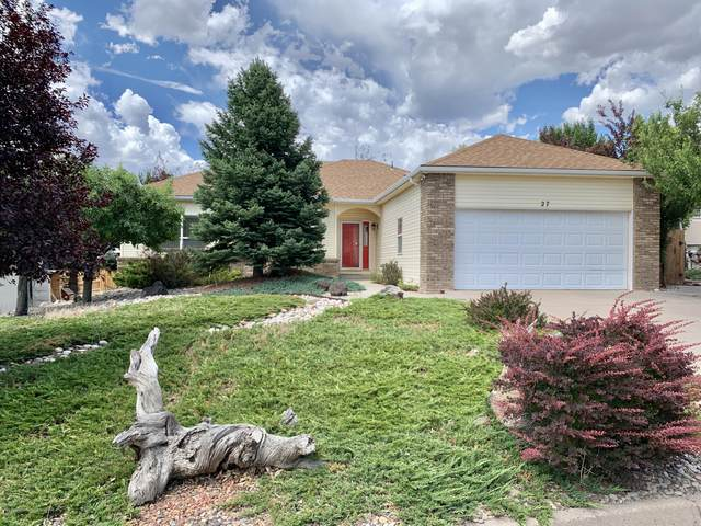27 Pinyon Place, Battlement Mesa, CO 81635 (MLS #164967) :: McKinley Real Estate Sales, Inc.