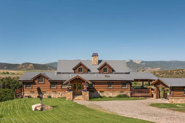 9109 County Road 311, Silt, CO 81652 (MLS #164968) :: Western Slope Real Estate