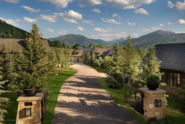 61 Sunnyside Way, Aspen, CO 81611 (MLS #165013) :: Roaring Fork Valley Homes