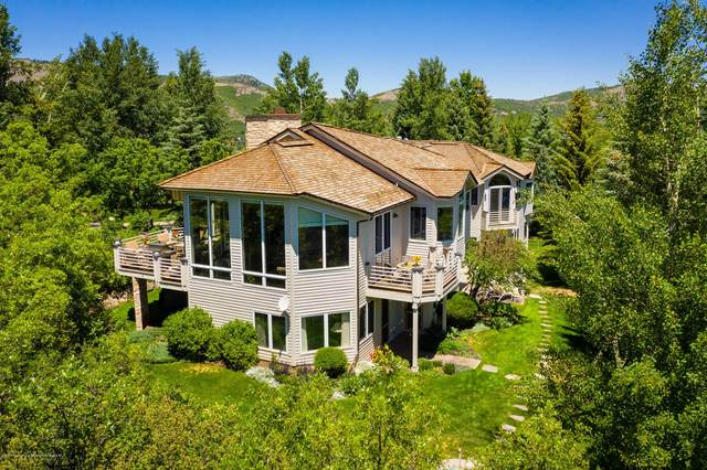 10 Fox Lane, Snowmass Village, CO 81615 (MLS #165016) :: McKinley Real Estate Sales, Inc.