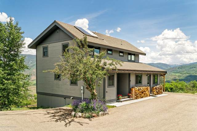 1735 Medicine Bow Road, Aspen, CO 81611 (MLS #165020) :: McKinley Real Estate Sales, Inc.
